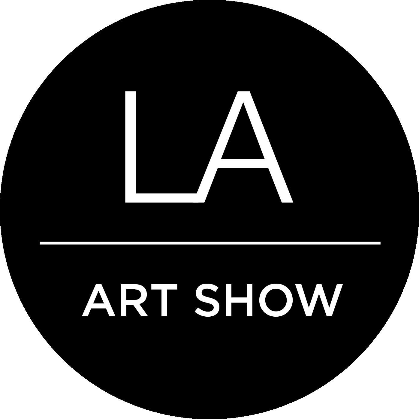 LA ART SHOW OPENING NIGHT